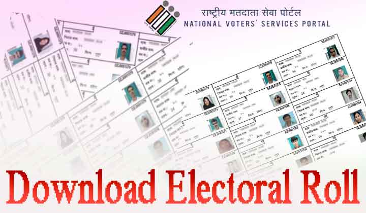 download electoral roll