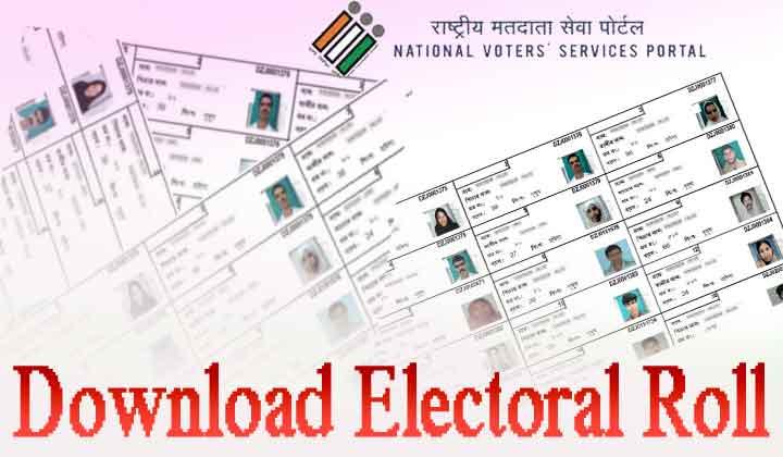 download electoral roll