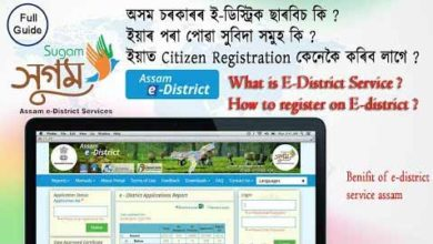 Photo of E-Form Assam – Online Apply for Any Certificate of Assam | Application Status