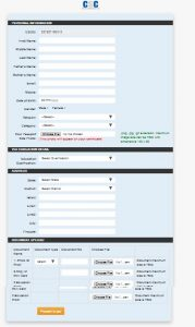 CSC VLE insurance Registration