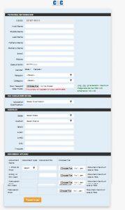 CSC VLE insurance Registration