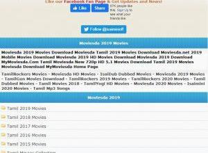 Photo of Moviesda 2020 Movies – Download Tamil Movies Isaimini.Co