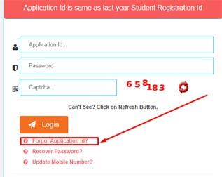 reset nsp application id