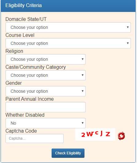 nsp eligibility