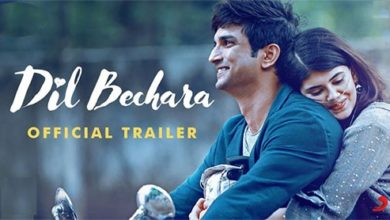 Photo of Dil Bechara Full Movie leaked on Internet to Download by Tamilrockers