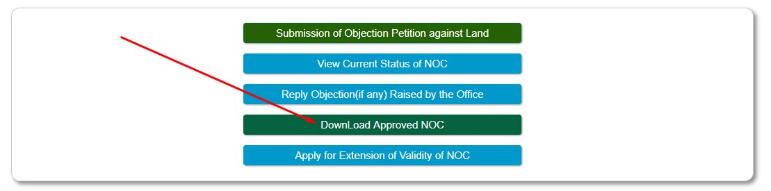 download approved noc
