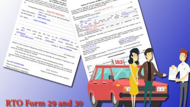 Photo of Form 29 and 30 Sample Filled PDF – Form 29 and Form 30