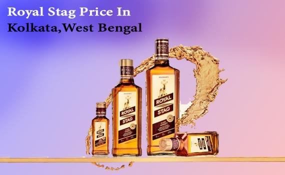 Royal stag price in kolkata