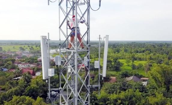 jio tower installation